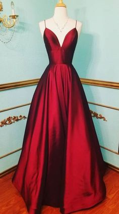 spaghetti strarps burgundy long prom dresses evening dresses, Shop plus-sized prom dresses for curvy figures and plus-size party dresses. Ball gowns for prom in plus sizes and short plus-sized prom dresses for Straps Prom Dresses, A Line Prom Dresses, Grad Dresses, Ball Dresses, Homecoming Dresses, Ball Gowns, Red Dress Prom, Party Dresses, Prom Dresses Dark Red
