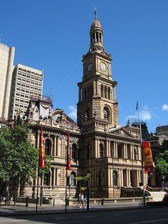 Sydney Town Hall, Australia
