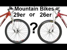 MTB 29er or 26er - What to Buy?    So you have just started mountain biking or are about to and would like some helpful tips to get you going? In this case, 26er or a 29er?  If you haven't already seen my first two videos on the subject, I suggest you check them out:     The 26er and 29er refer to 26 or 29 inch wheels.     Now, this is the easiest deci...