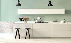 Jedna z najpiękniejszych kuchni, jakie widzieliśmy! Biel, pastele, schludność, minimalizm, nowoczesność... mmm. #design #urządzanie #urząrzaniewnętrz #urządzaniewnętrza #inspiracja #inspiracje #dekoracja #dekoracje #dom #mieszkanie #pokój #aranżacje #aranżacja #aranżacjewnętrz #aranżacjawnętrz #aranżowanie #aranżowaniewnętrz #ozdoby #kuchnia #kuchnie