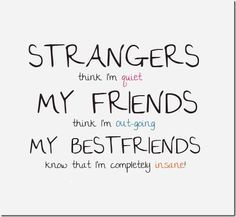 Art Best Friend Quotes And Sayings - Bing Images friends