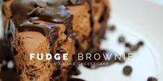 Fudge Brownie No Bake Cheesecake Twitter