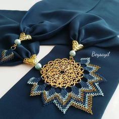 Engagement Bundle Schal Modell - [board_name] - Schmuck Scarf Jewelry, Opal Jewelry, Leather Jewelry, Stone Jewelry, Wire Jewelry, Tiffany Jewelry, Jewelry Tags, Jewelry Ideas, Moda Emo