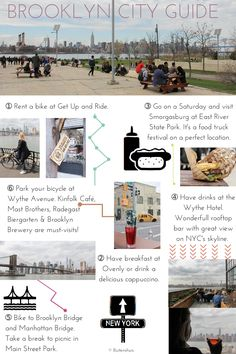NEW YORK | Brooklyn city guide
