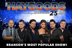 Branson Show - The Haygoods