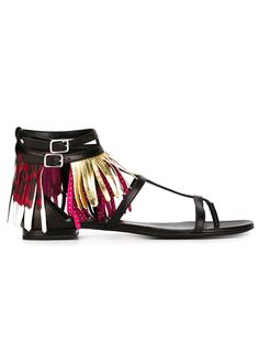17 Pairs of Fringe Sandals Perfect for Dancing Your Way ThroughSummer | StyleCaster