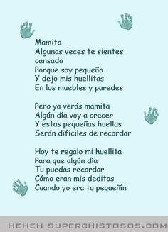 Poema Madre Nino
