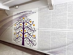 20 best donor wall examples images donor wall classroom - Interior design schools in st louis mo ...