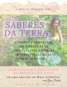 """a agricultura é a arte de guardar o sol"""