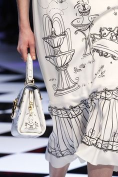 A detailed look at the new Fall 2016 collection from Dolce & Gabbana
