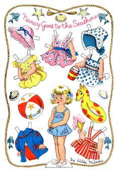 Story Parade Magazine, Hilda Miloche, 1950s - papercat - Picasa Web Albums