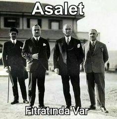 Liderlik Vasfı Olan Tek Lider Mustafa Kemal Atatürk.