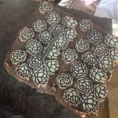 Magic - the magic behind block printing in Jaipur. #blockprints #jaipur #textiles