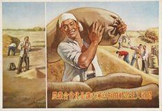communist agriculture propaganda