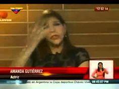 VIDEO: ALGUNOS ARTISTAS VENEZOLANOS CONFESARON ESTAR INVOLUCRADOS EN EL GOLPE (+AMANDA GUTIÉRREZ)