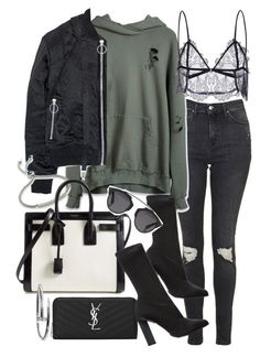 5fe2aa6d78ee7 Untitled  20255 by florencia95 on Polyvore featuring polyvore fashion style  Nicopanda Topshop Calvin Klein Collection