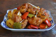 Chinese Takeout-Style Sweet and Sour Pork | It's so easy it can quickly be made any night of the week and takes just one wok. This dish is so tasty your family will think you ordered Chinese takeout for dinner!