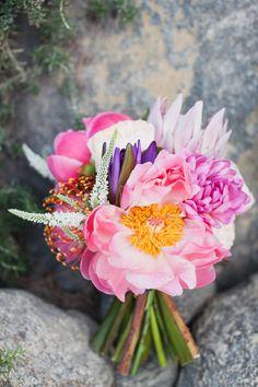 Deliciously pretty: http://www.stylemepretty.com/2015/06/10/the-25-prettiest-peony-bouquets/