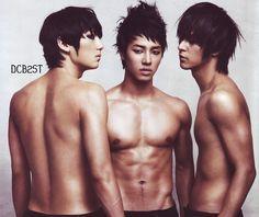 kpop fashn-less ... shirtless kpop boys !