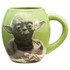 Star Wars® Yoda Coffee Mug 18oz Ceramic
