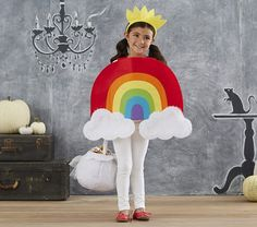 Toddler Rainbow Costume | Pottery Barn Kids