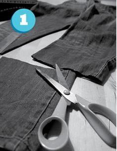 Corte o jeans