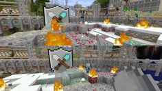 Minecraft: Mini Games Tumble Part 2