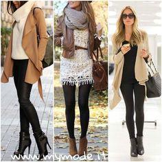 Top trends tendenze moda autunno inverno donna