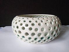 Ceramic Art, Decorative Bowls, Ceramics, Home Decor, Ceramica, Homemade Home Decor, Clay Crafts, Decoration Home, Pottery