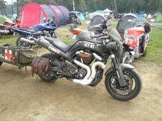 Rat's bike