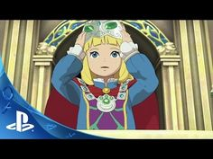 PlayStation Experience 2015: Ni no Kuni II: REVENANT KINGDOM - Announcement Trailer | PS4 - YouTube