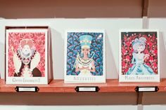 Women in History Notepads--NYNOW Summer 2013 Stationery Exhibitors via Oh So Beautiful Paper (106)