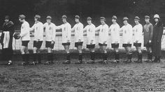 WW1: Why was women's football banned in 1921?