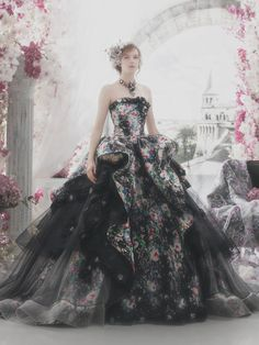 new ideas for wedding gowns 2017 beautiful Ball Dresses, Ball Gowns, Prom Dresses, Formal Dresses, Pretty Outfits, Pretty Dresses, Bridal Gowns, Wedding Gowns, Fantasy Dress