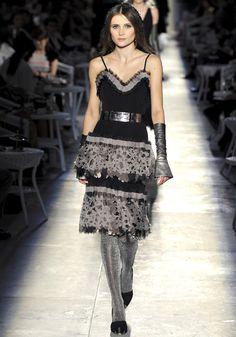 Chanel. Haute Couture Automne-Hiver 2012-2013.