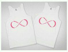 Cute infinity shirts