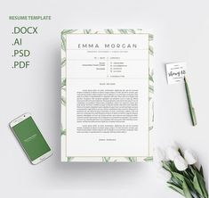THIS IS A DIGITAL DOWNLOAD! You can print as many as you want! This listing is for digital files that I customize with your information for you and then you may print the files at home or send it to any printing services or photo lab. Each Resume Template is available for instant download and will include 1 .ZIP file containing the following:#clenResume #coverLetter #creativeCv #CurriculumVitae #cv #Template #ResumeTemplate #modernResume #MicrosoftWord #ApplePages Student Resume Template, Resume Template Free, Resume Cv, Resume Design, Creative Cv, Modern Resume, Online Portfolio, Printing Services, Colorful Backgrounds