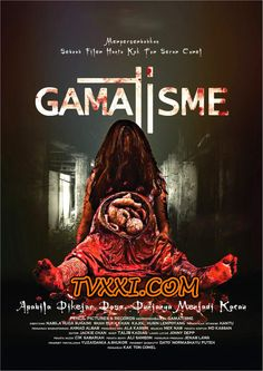 GAMATISME Film Horror Misteri Setan Malaysia. Nonton Film Bioskop Online Streaming Gratis di http://TVXXi.com . . . #TVXXi #horror #filmsetan #filmhorror #streamingonline #filmasia #filmmalaysia #horromalaysia #nontonstreaming #bioskoponline #bioskopgratis #theaterxxi #bioskop21 #downloadfilm #filmterbaru #nontonfilm #jadwalfilm #film2017 #filmhot #filmbioskop #indonesia #bioskopxxi #china #malaysia