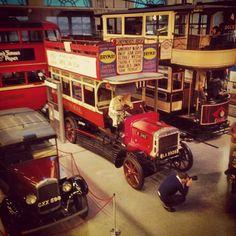 Podobno super muzeum, ale też jeszcze nie udało mi się zajrzeć:) Tube Train, London Transport Museum, Four Square, Transportation, Monster Trucks