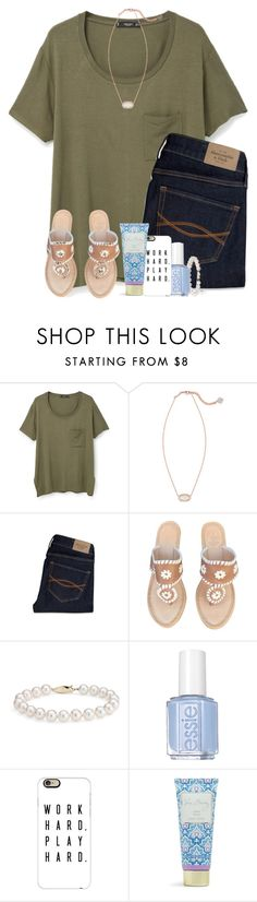 """""""we can be the greatest  that the  has ever """" by hailstails ❤ liked on Polyvore featuring MANGO, Kendra Scott, Abercrombie & Fitch, Jack Rogers, Blue Nile, Essie, Casetify and Vera Bradley"""