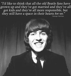 They do indeed. My dad was the one who taught me to love the beatles.