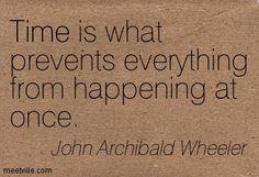 john wheeler quotes - Google Search