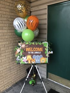entrance-hall-sign/ - The world's most private search engine Safari Theme Birthday, Baby Boy 1st Birthday Party, Safari Birthday Party, Jungle Theme Parties, Jungle Party, Birthday Ideas, Lion King Baby Shower, Baby Shower Themes, Shower Ideas
