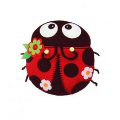 Felt Craft Set Ladybird