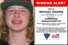 Have you seen this child? Missing Child, Missing Persons, Police Information, Missing And Exploited Children, Cambridge Ma, Amber Alert, Kids Poster, Losing Someone, Looking For Someone