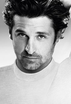 Patrick Dempsey is soooo sexy❤️❤️ Patrick Dempsey, Eric Dane, Derek Shepherd, Taylor Kinney, Attractive Guys, Portraits, Hot Actors, Daddy Issues, George Clooney