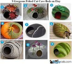 Картинки по запросу Felt Cat Cave