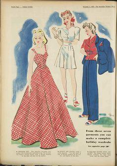 Issue: 2 Dec 1939 - The Australian Women's Week...