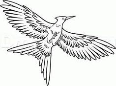Image result for the mockingjay symbol