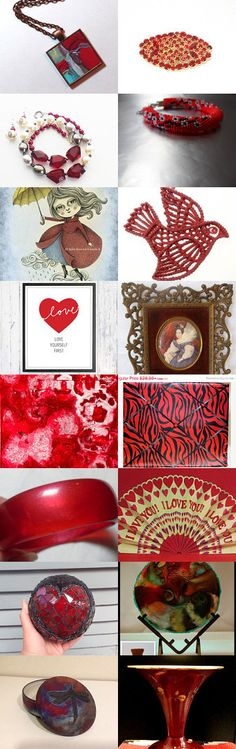 Sizzling Hot Shops  by Wirednstrung on Etsy--Pinned with TreasuryPin.com